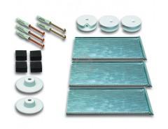 Spiegelbevestigingsset SafecliX® 26