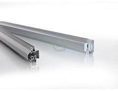 Ventilatierooster DucoTon 10 ZR Naturel / F1 (aluminium kleur)