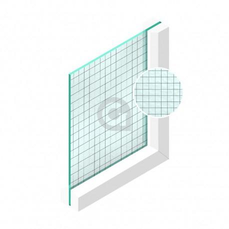 Draadglas Brute (normaal) 6/7 mm