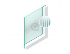 Gehard 4 mm Canale mat blank