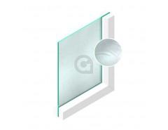 Guss antiek blank 4 mm