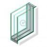 Triple glas HR+++ - #33.1 - sp - 4mm - sp - #33.1