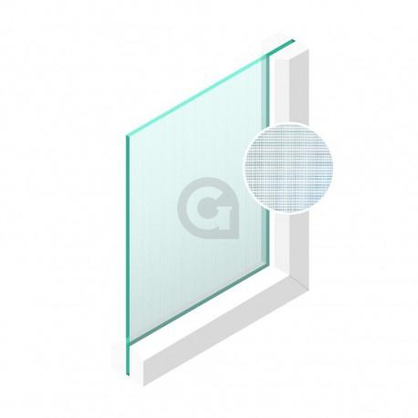 Nylon blank 6 mm