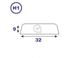 Opdeklat 9x32mm